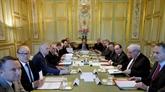 Attentat de Paris : réunion du Conseil de défense à l'Élysée