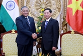 Vietnam et Inde renforcent leur relations de coopération dans divers domaines