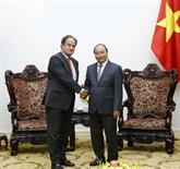 Le Vietnam souhaite développer les relations étroites avec la PCA