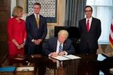 Régulation financière : Trump sattaque à la loi Dodd-Frank