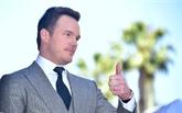 Une étoile à Hollywood pour Chris Pratt, comique de télé devenu superstar