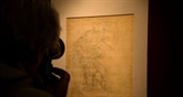 À Rome, un dessin inédit de Michel-Ange exposé au public