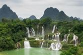 Le Premier ministre adopte la zone touristique de la cascade de Ban Giôc