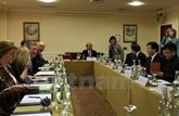 Trinh Dinh Dung suggère à l'Irlande d'encourager l'UE à signer l'ALE avec le Vietnam