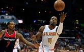NBA - Play-offs : Atlanta retrouve des couleurs face à Washington