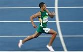 Athlétisme : Wayde van Niekerk signe la performance de lannée sur 200 m