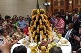 Le Nouvel An theravada célébré à Hanoï