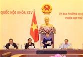 Clôture de la 9e session du Comité permanent de l'Assemblée nationale