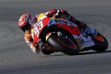 GP des Amériques : Marquez en habitué, Rossi en patron