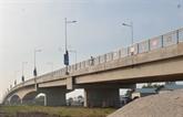 Inauguration du pont Long Binh-Chrey Thom reliant An Giang à Kandal