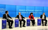 WEF : soutien au Vietnam dans la préparation de la 4e révolution industrielle