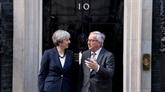 May reçoit Juncker, lUnion européenne durcit sa position