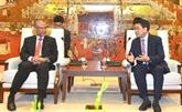 Hanoï et Singapour renforcent leur coopération dans la protection de l'environnement