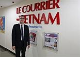 Florian Bohême : Le Vietnam est un partenaire important de la France