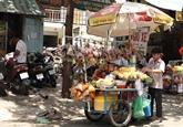 De nouveaux espaces pour les vendeurs ambulants