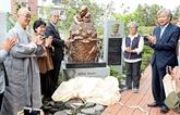 Inauguration de la statue Pieta Viet Nam, une excuse sud-coréenne pour le Vietnam