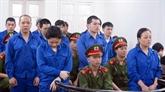 Huit condamnés à mort pour trafic de drogue
