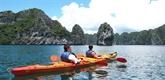 Le retour du kayaking dans la baie de Ha Long à partir du 1er mai