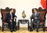 Intensifier les relations entre les académies des sciences du Vietnam et de la Chine