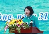 Les pêcheurs de Hai Phong partent en campagne au large