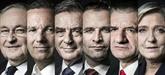 Présidentielle française : grand débat entre candidats sur fond d'incertitude record