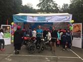 «Cyclopédie», le Tour du Monde à vélo à la rencontre des librairies francophones