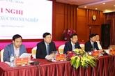 Quang Ninh : dialogue entre les autorités provinciales et plus de 600 entreprises