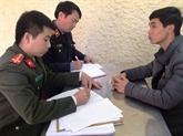 Hà Tinh : arrestation dun homme pour atteinte aux intérêts de lÉtat