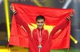 Lescrimeur Vu Thành An a soif de médailles
