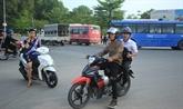 Quand les conducteurs de moto-taxi sont des étudiants
