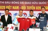 Vietjet, transporteur officiel de l'équipe argentine de l'U20