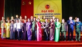 Le 4e Congrès de lAssociation damitié Vietnam - Cambodge de Hanoï