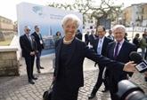 Grèce : Lagarde rappelle que la réduction de la dette est