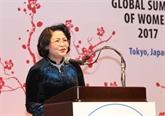 Clôture du Sommet mondial des femmes