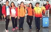 Le Vietnam remporte une médaille de bronze aux Championnats d'Asie de lutte