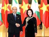 Renforcer les liens Vietnam - Myanmar