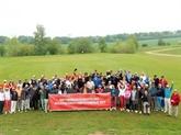 Près de 100 golfeurs au tournoi damitié Allemagne - Vietnam