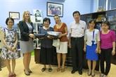 Lambassade dAllemagne au chevet des enfants autistes à Hanoï