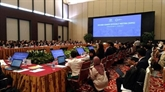 Ouverture de la 2e réunion des hauts officiels de l'APEC (SOM2)