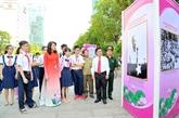 Photographie : des expositions en hommage au Président Hô Chi Minh