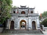Le temple de la littérature Xich Dang