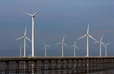 Environ 4.300 milliards de dôngs dans deux projets dénergie éolienne à Khanh Hoà