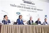Rendez-vous fin octobre pour le Vietnam International Motorshow 2017
