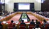 Clôture de la 2e réunion des hauts officiels de l'APEC à Hanoï