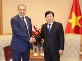 Le Vietnam encourage les investissements russes dans le pétrole et le gaz