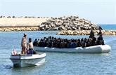 Près de 2.900 migrants secourus au large de la Libye