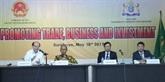 Vietnam et Indonésie promeuvent la coopération au commerce