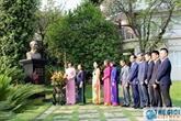 Commémoration de la naissance du Président Hô Chi Minh à létranger