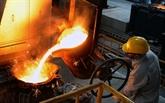 La production industrielle augmente de 7,4% en avril