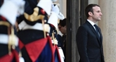 Législatives : Emmanuel Macron joue la sécurité pour bâtir sa majorité